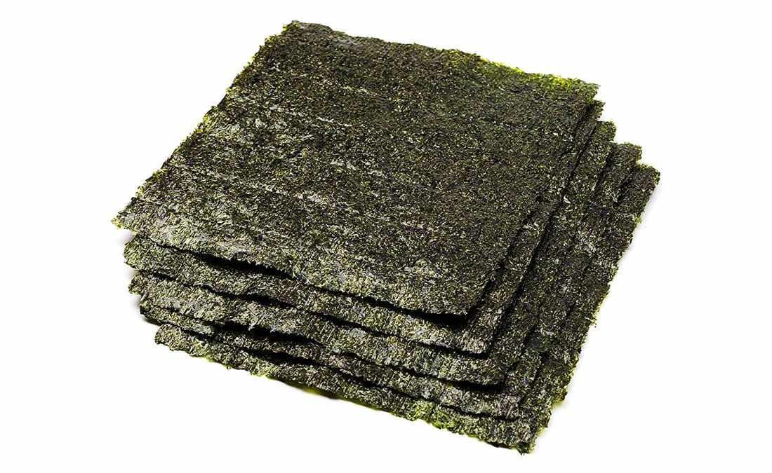 водоросли нори