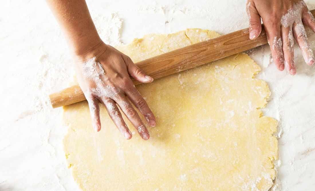 приготовление пирогов
