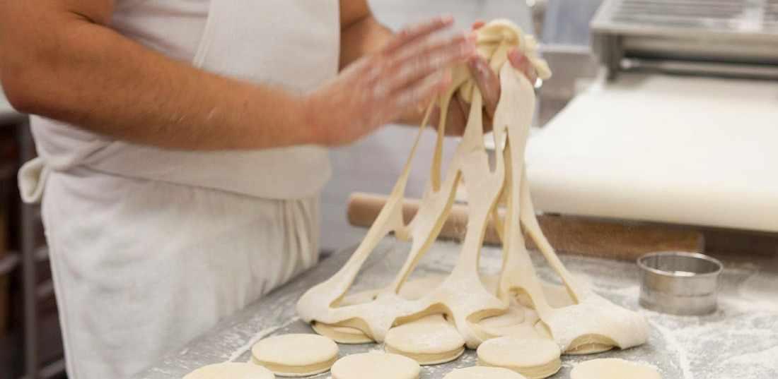 приготовление пироженых