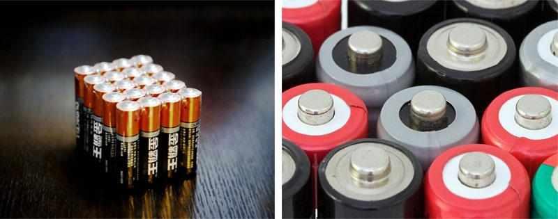 Хранение и срок годности батареек