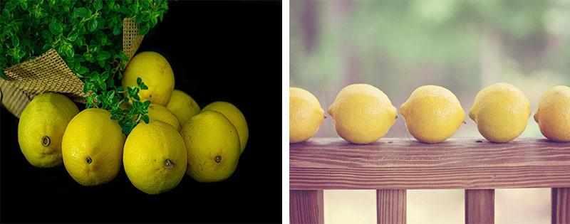 Заморозка и хранение лимонов