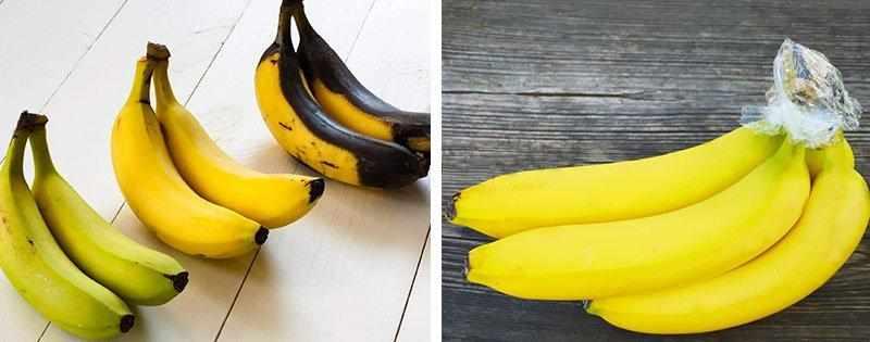 Способ сохранить бананы