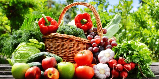 Хранение овощей и фруктов: сроки, температура, влажность