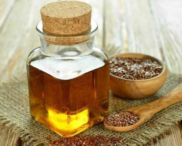 Как правильно хранить льняное масло?
