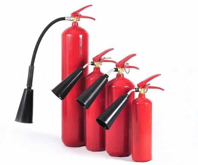 Есть ли срок годности у огнетушителя?