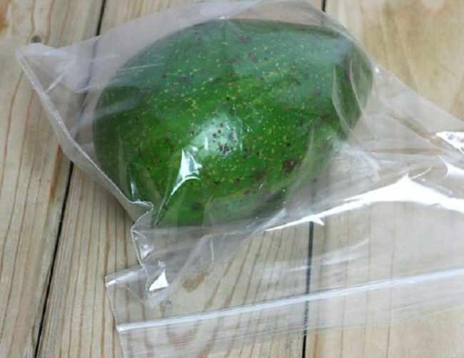 Как правильно хранить авокадо?