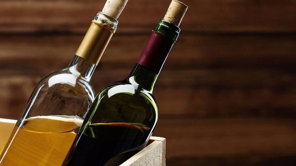 Недопитое вино