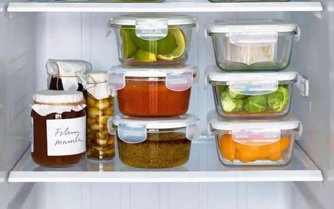 Выбираем контейнер для хранения продуктов