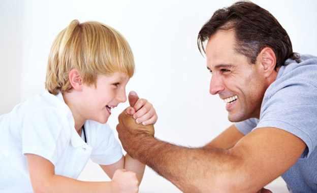 Как правильно воспитать мальчика?