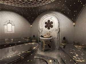 Как правильно ванную комнату выложить мозаикой?