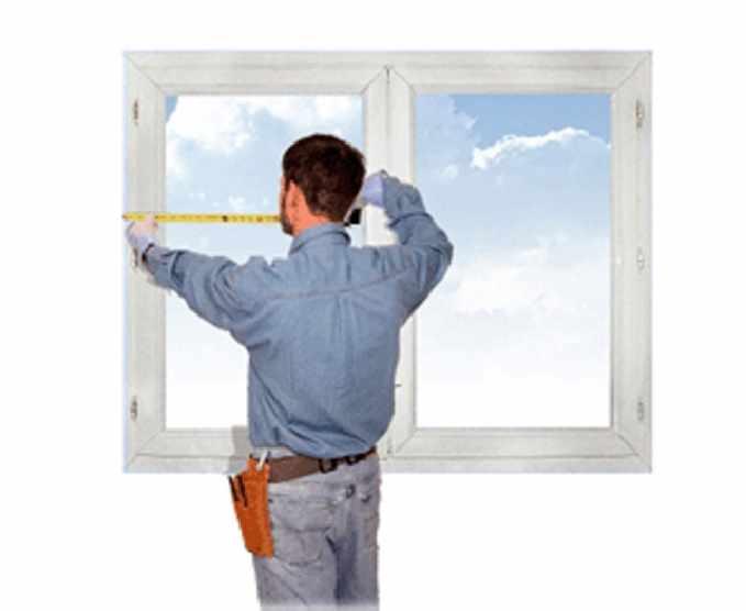 Как правильно замерять окна ?
