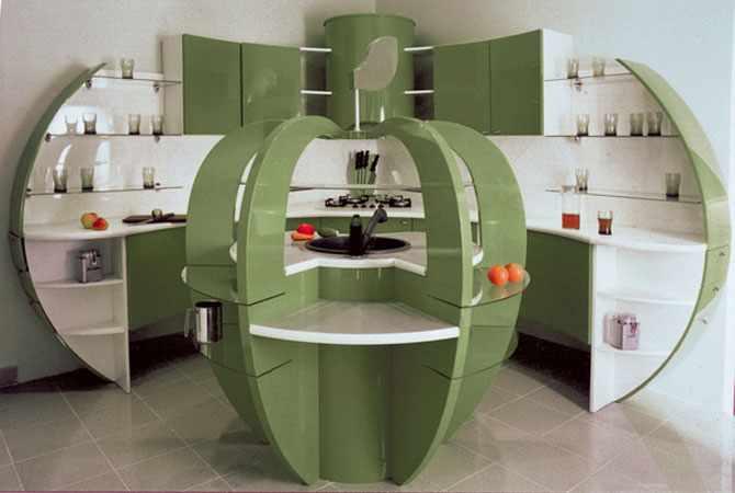 Как сделать дизайн кухни, и удобную планировку своими руками?