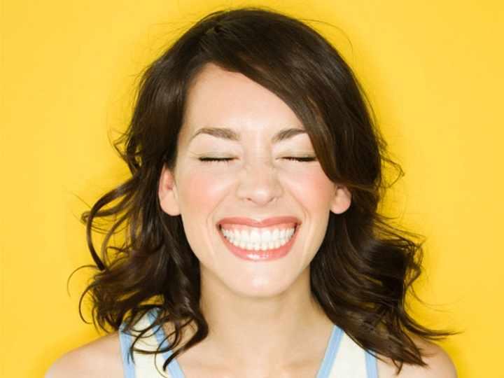 Как правильно улыбаться