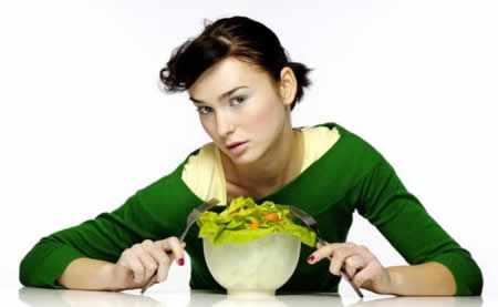 Как правильно придерживаться диеты?
