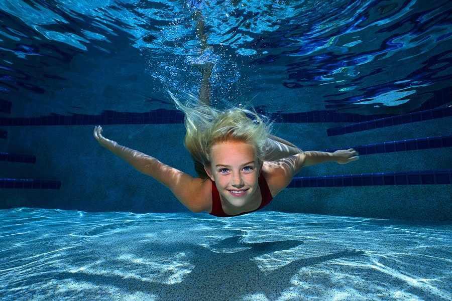 Как правильно научиться нырять?