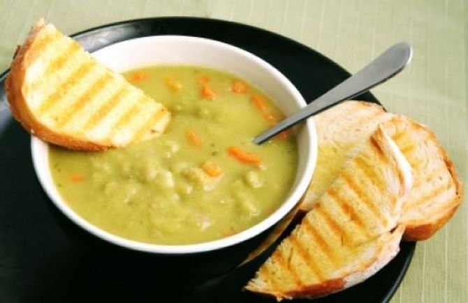 Как правильно выбрать горох для супа?