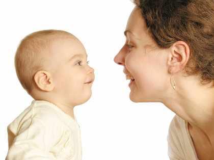 Как правильно учить ребенка разговаривать?