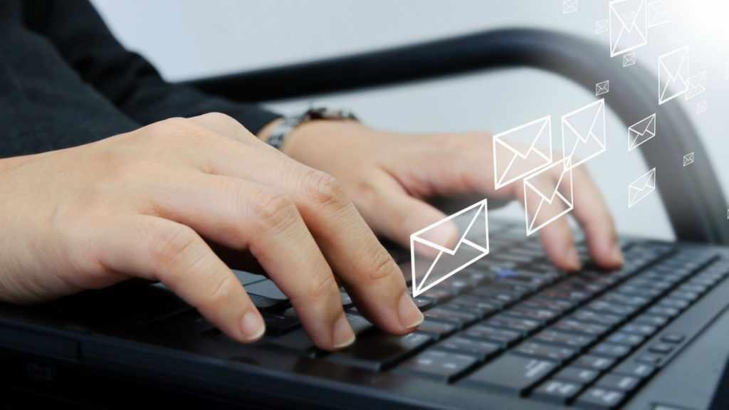 Как правильно писать электронные письма