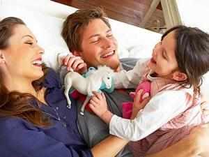 Как правильно воспитывать дочку?