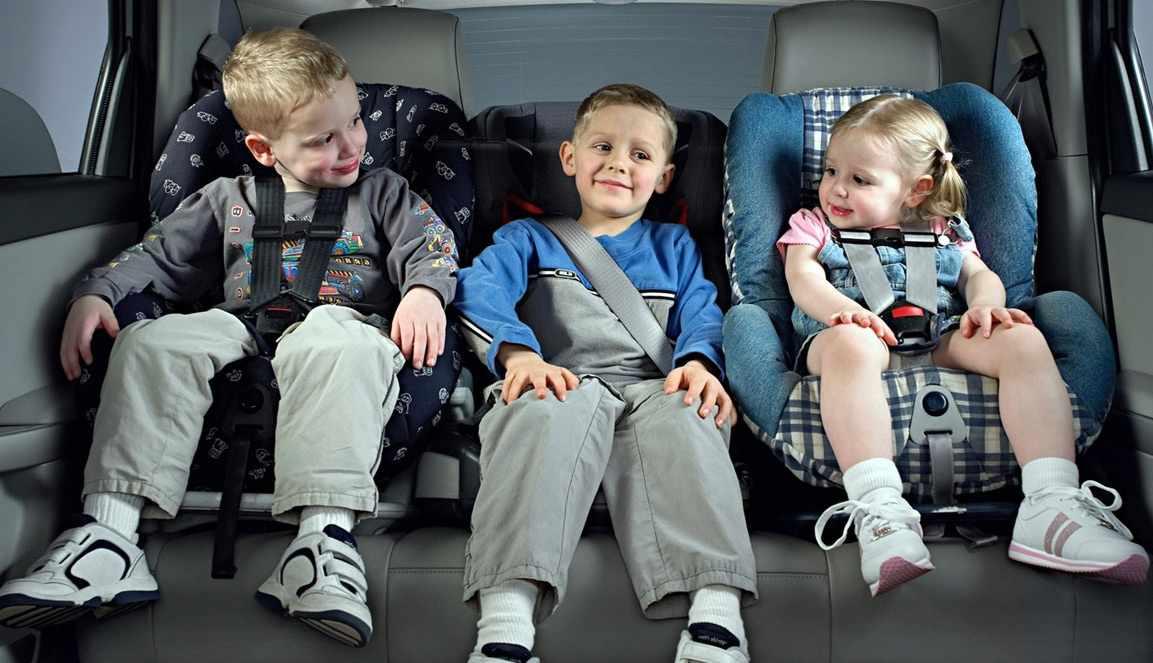 Как правильно выбрать детское автокресло