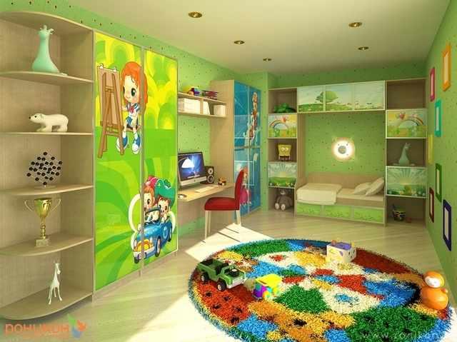 Как правильно оформить детскую комнату?