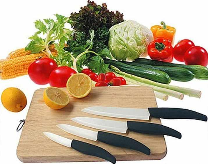 Как правильно выбрать керамический нож?