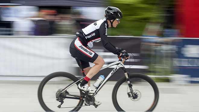 велосипед скорость