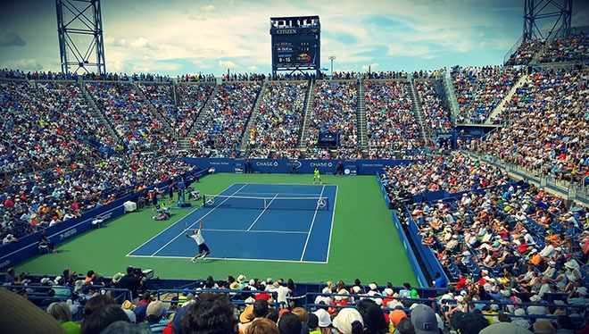 турнир большой теннис