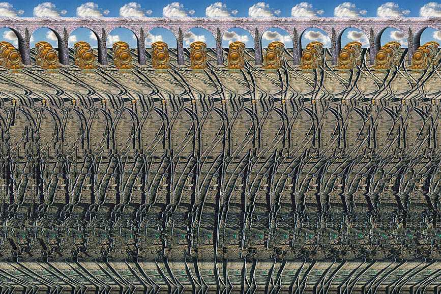 параллельная стереокартинка