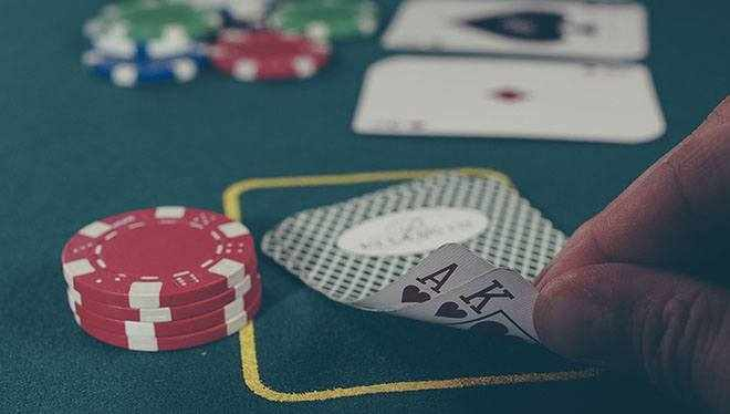две карты в покере