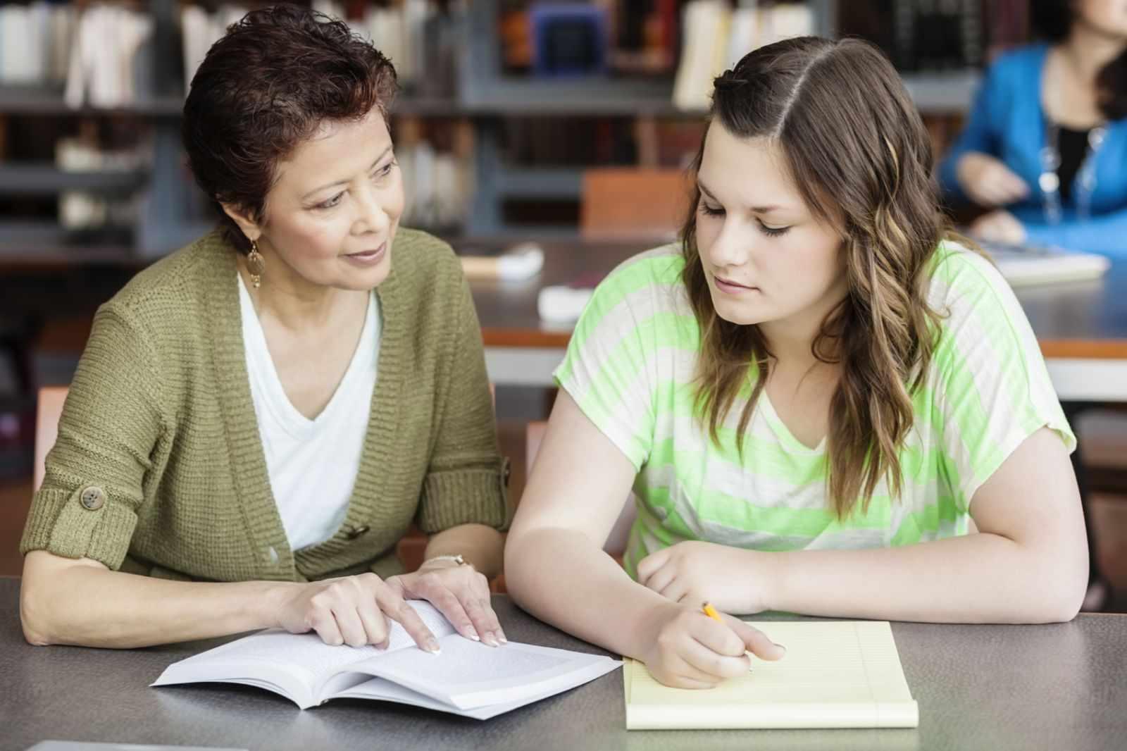Изучение языка с репетитором