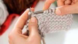Как научиться вязать спицами для начинающих быстро и легко поэтапно
